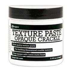 Ranger - Texture Opaque Crackle  Paste 4oz