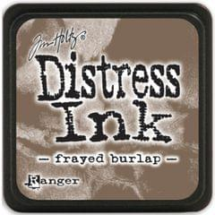 Frayed Burlap - Distress ink pad