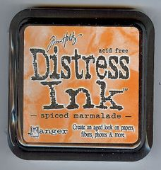 Spiced Marmalade - Distress Ink Pad