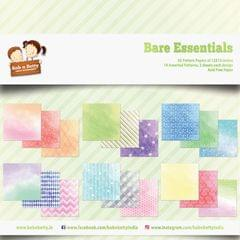 "Bare Essentials Paper Pack 12""x12"""