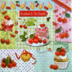 Decoupage Napkin/ Tissue Papers -  Berries