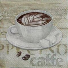 Decoupage Napkin/ Tissue Papers -  Coffee