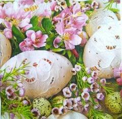 Decoupage Napkin / Tissue papers - Easter Eggs