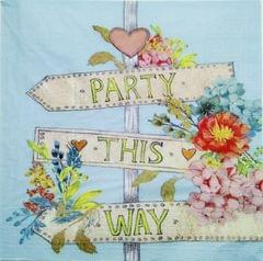 Decoupage Napkin / Tissue papers - Party