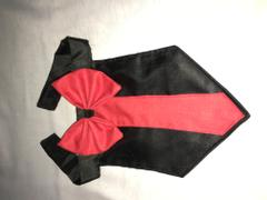 Party Tuxedo - Black Red