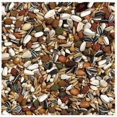 "Birds Food mix seed imported FRESH & NATURAL Delinature - 1 kg ""Good for Macaw, Cockatoo, Grey Parrot & Eclectus"" ""WE SHIP BY AIR"""