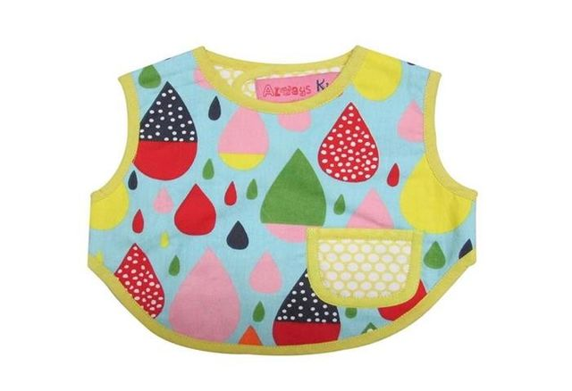 Crazy Rain Angel Bib Always Kids