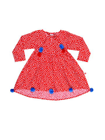 Harlow dress Red Always Kids