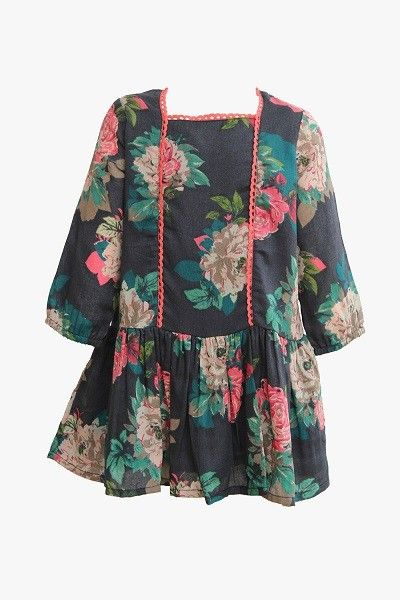 Dessert Flower Dress A Little Fable