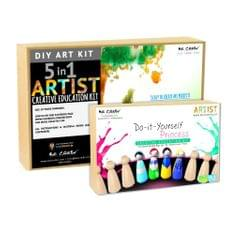 Be Cre8v Little Artist Creative DIY Combo Pack Be Cre8v
