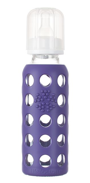 Lifefactory 9-Ounce (266 ml) - Royal Purple Lifefactory