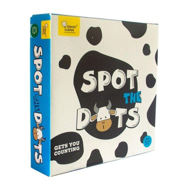 Spot the dots Clever Cubes