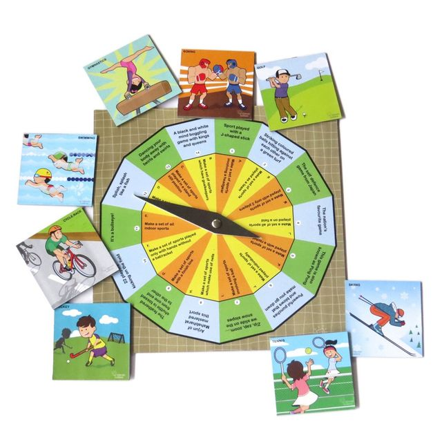 Sport On Clever Cubes