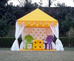 Sunflower Tent Indian Tent