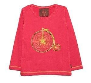Cycle Tee Red My Little Lambs
