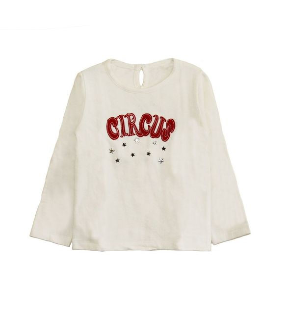 Circus Tee OW My Little Lambs