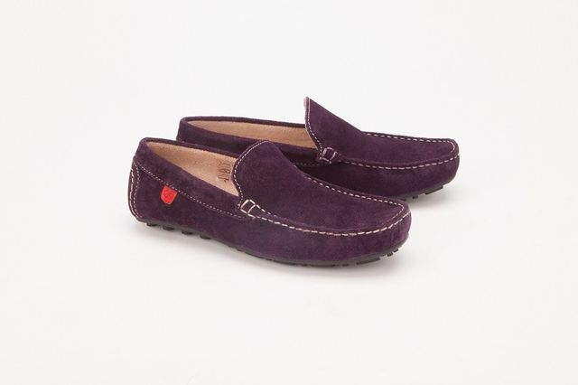 Careeno Cireo Purple Loafers & Moccasins Careeno