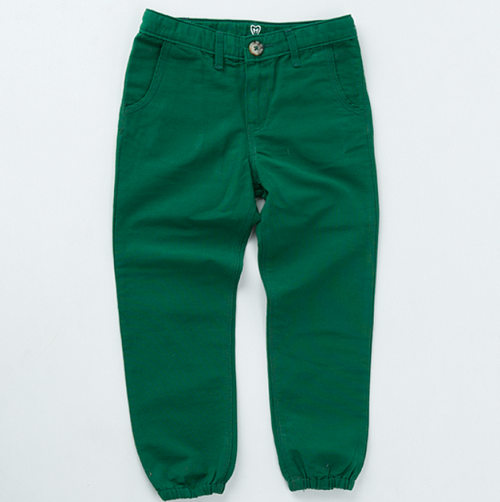 Boys Jogger Pants Milk Teeth
