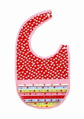 Candy Heart Bib Always Kids