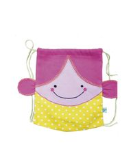 Smiley Girl Backpack A Little Fable