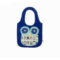 The Retro Owl Tote Bag A Little Fable