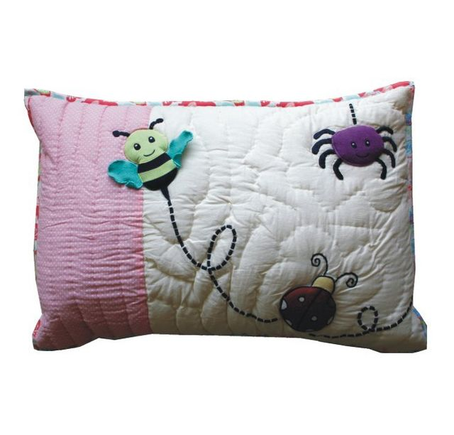 A Little Fable - The Bugs Pillow