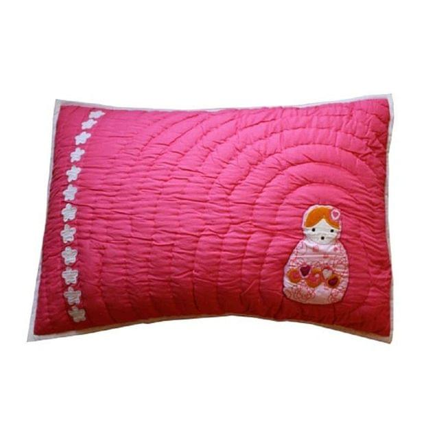A Little Fable - Matryoksha Pillow