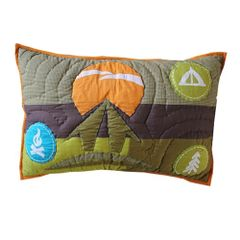A Little Fable - Camping Pillow Sham