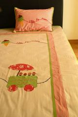 Ice cream bedsheet A Little Fable