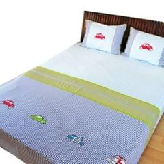 Cars Bedsheet A Little Fable