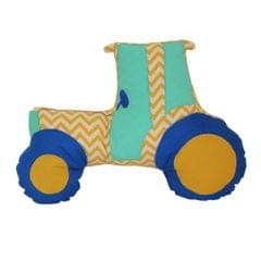 Tractor Shaped Cushion