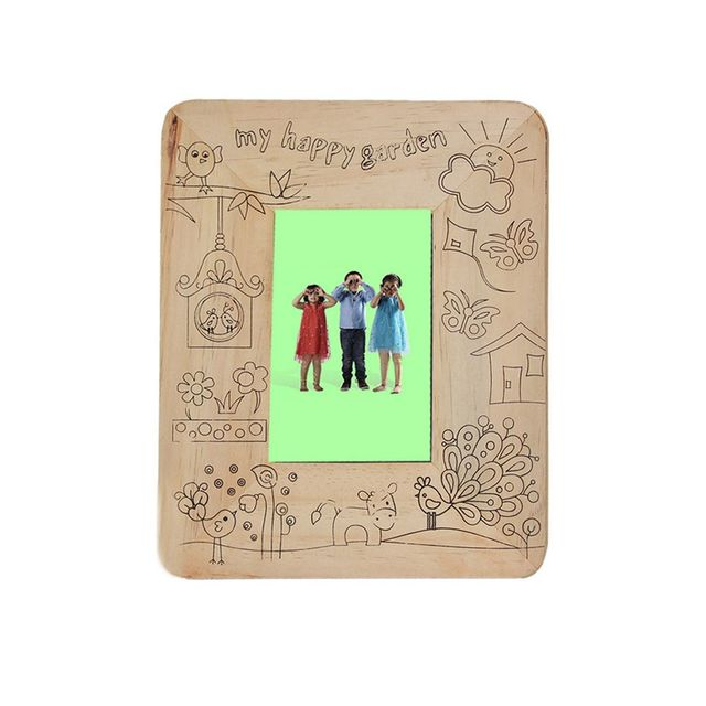 My Happy Garden Photo Frame A Little Fable
