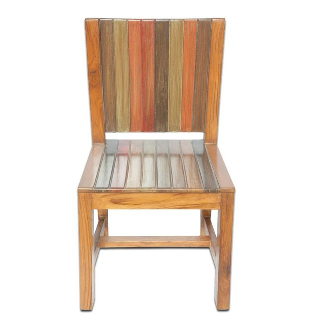Small Stripy Seats - without arms