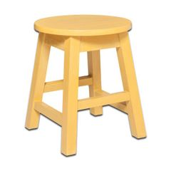 Splashy Stools - Yellow
