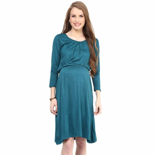 Mamacouture- Maternity Work Wear Dress