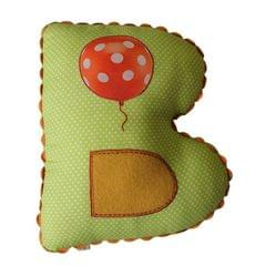 A Little Fable - Alphabet Cushion B-BALOON
