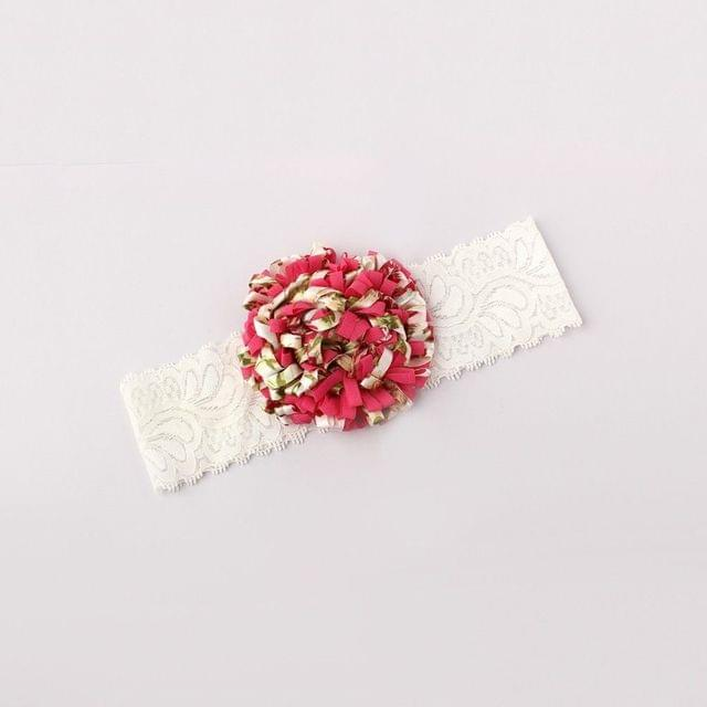 Funkrafts Bloom Headband Red