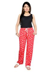F-Loop Rayon Red Pyjama