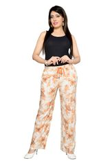 F-Loop Rayon Orange Pyjama