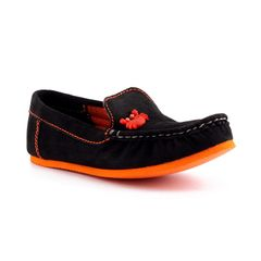Willy Winkies - Black Color Genuine Leather Shoes-116