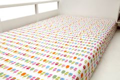 Popsicle- Double Bedsheet