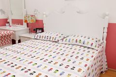 Super Heroes- Double Bedsheet