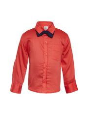 A Little Fable - Mandarin Bow Shirt