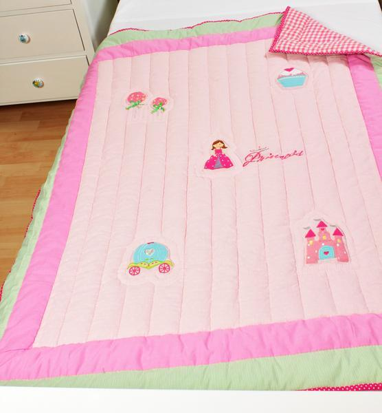 My Favourite Things Baby Quilt