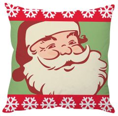 StyBuzz Christmas cushion cover