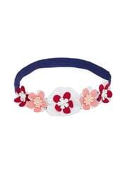 A Little Fable- Navy 3D Headband
