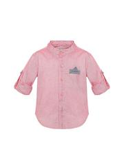 A Little Fable Red Hola Shirt