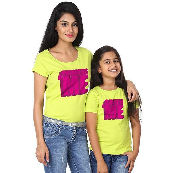 Queen & me Tee - (pack of two)