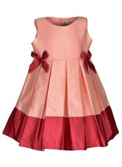A Little Fable Twin Bow Dress