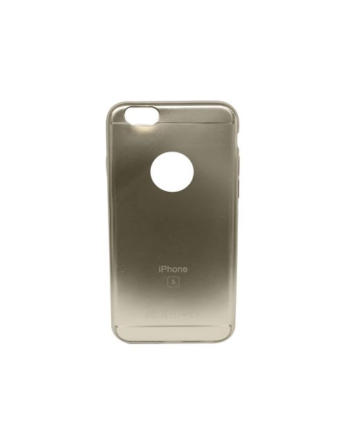 Apple Iphone 6/6s Metallic Transparent Silicon cover back case